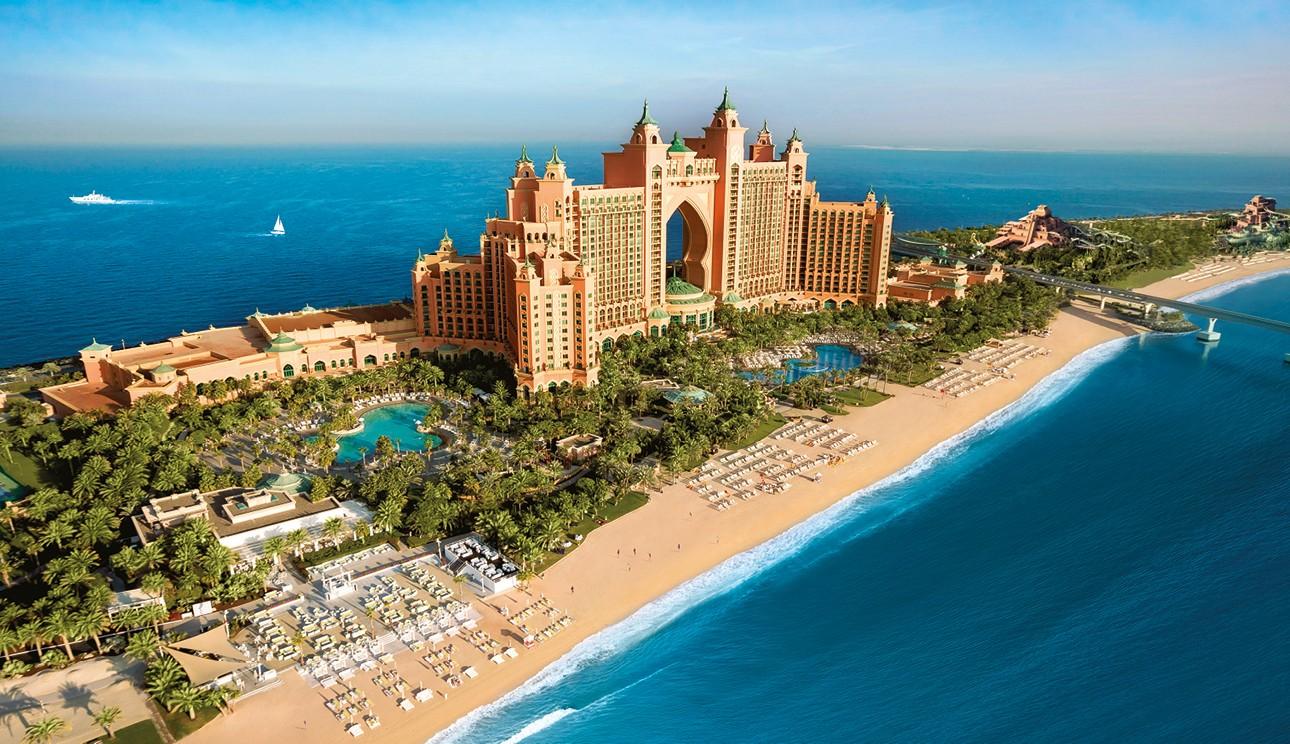 Helló nyár, irány Dubai!