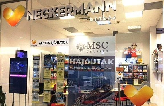 A Neckermann közleményben nyugtatja a magyar piacot
