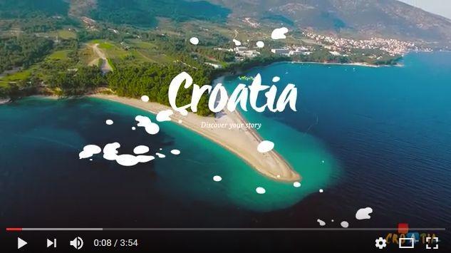 A hét VIDEÓJA: Élettel teli Horvátország