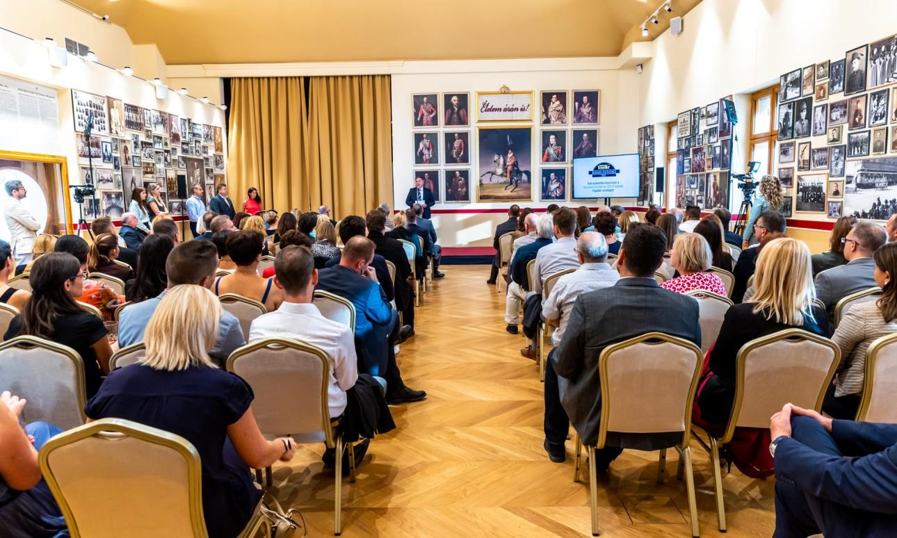 Képgaléria a Business Excellence fogadásról és díjátadóról