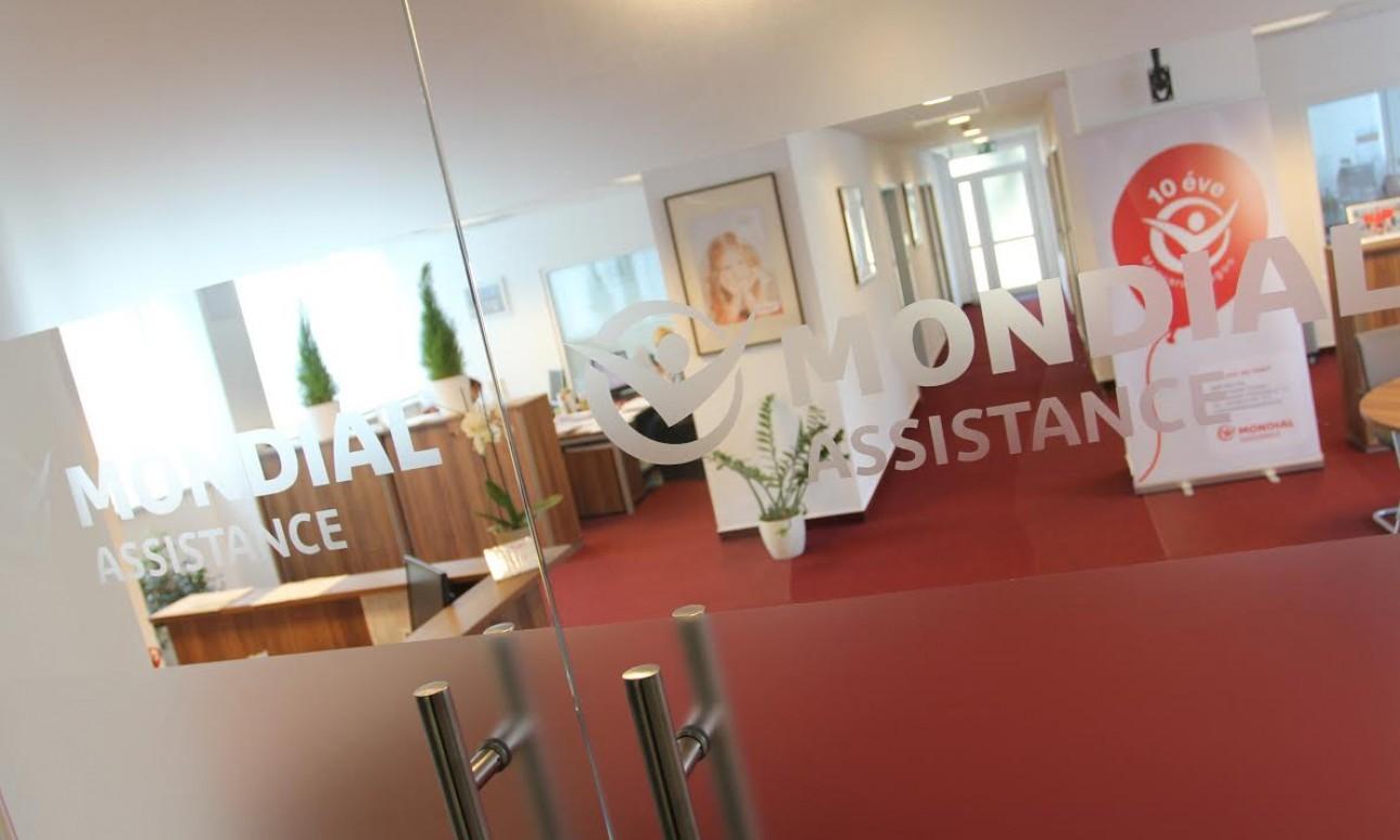 Új irodában a Mondial Assistance