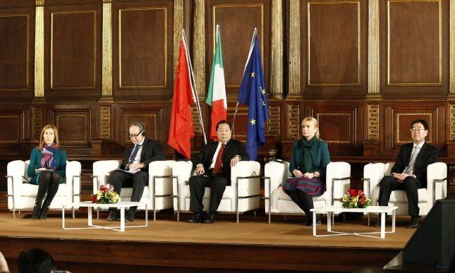 Tokaj is része Kína és az unió turisztikai évének
