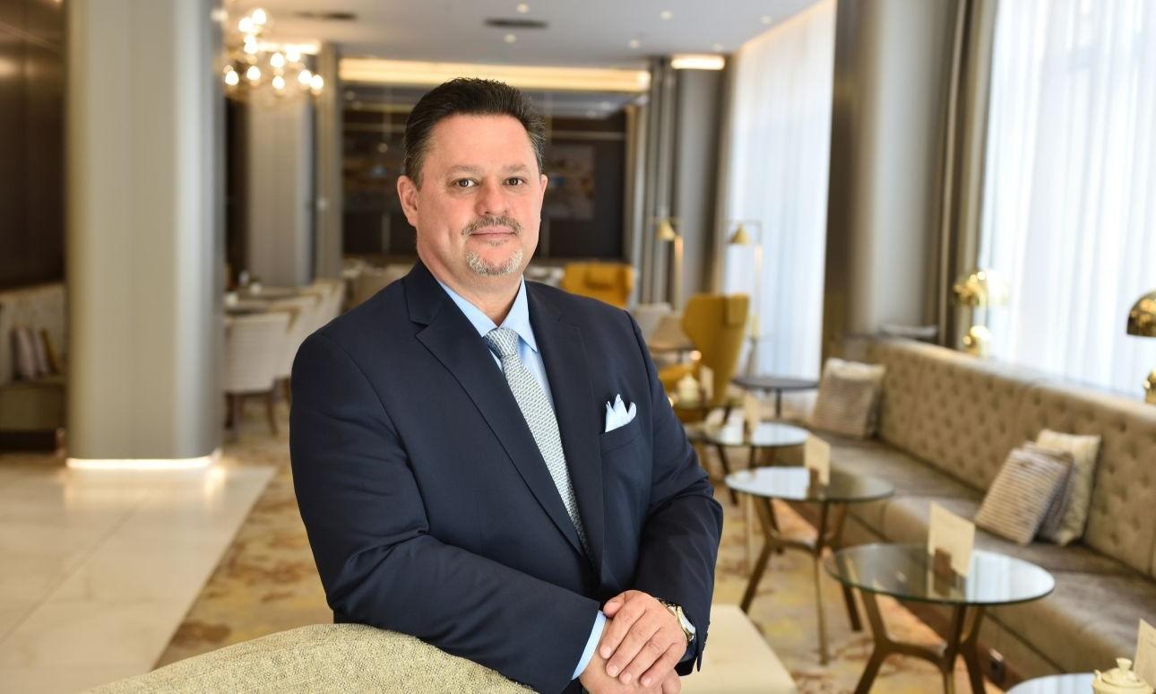 Márics József a Danubius Hotels Groupnál