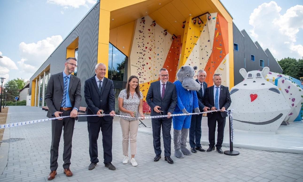 Megnyitott a Bobo Fun Park, a Balaton aktív szabadidőközpontja
