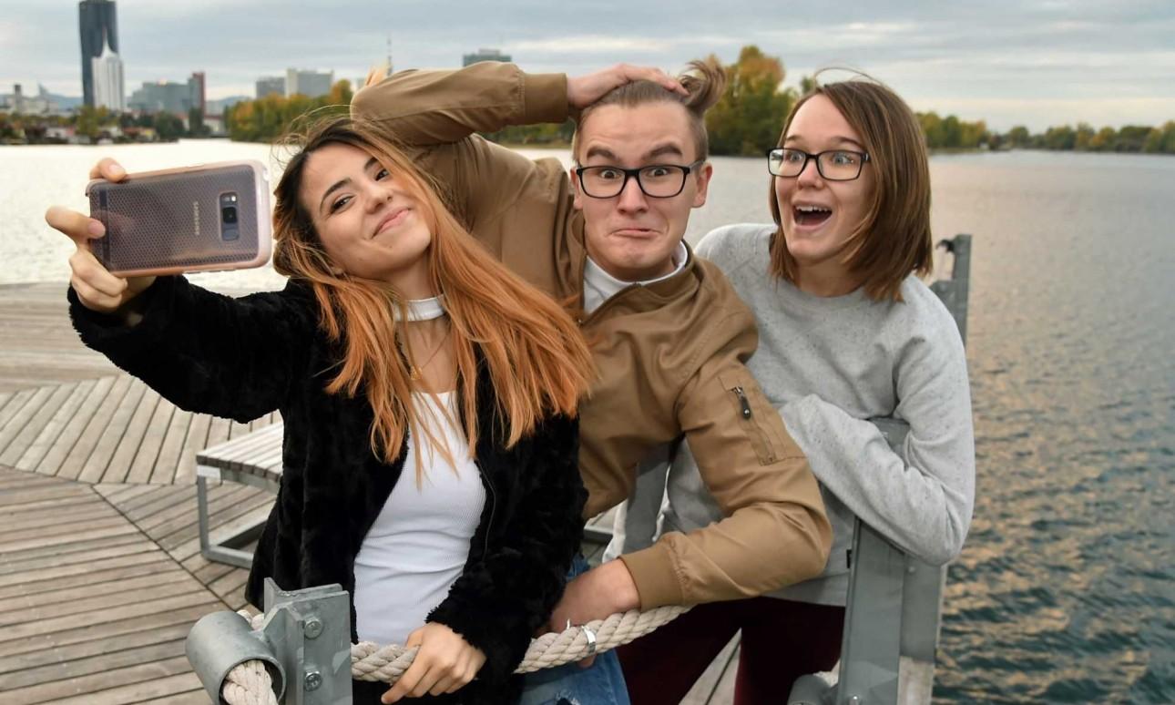 YouTube-sztárt keres Bécs