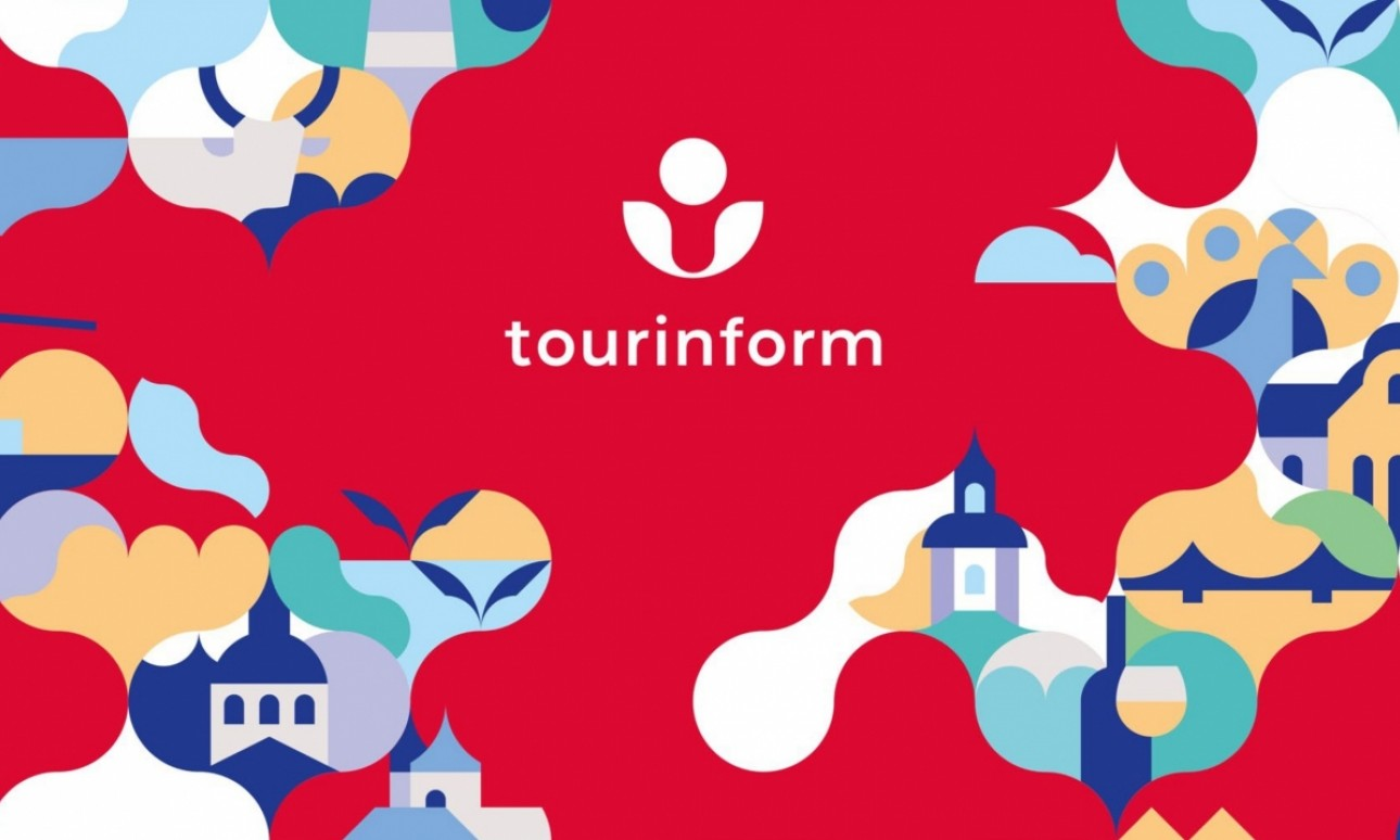 Tourinform-arculatváltás: segítőkészséget fejez ki az új logó