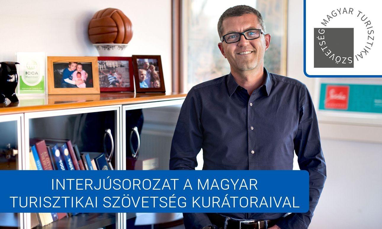 Ganczer Gábor: a versenyképesség megtartásához szükség van az üzleti turizmusra