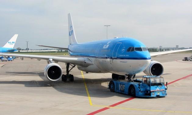 Új járatot indít Bostonba a KLM