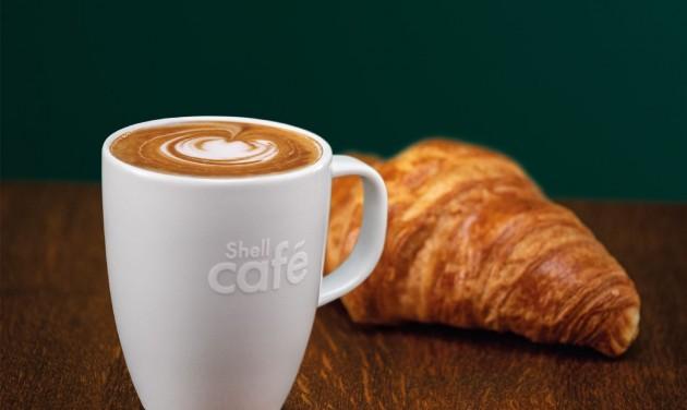 Kávéházi élményt kínál mostantantól a Shell