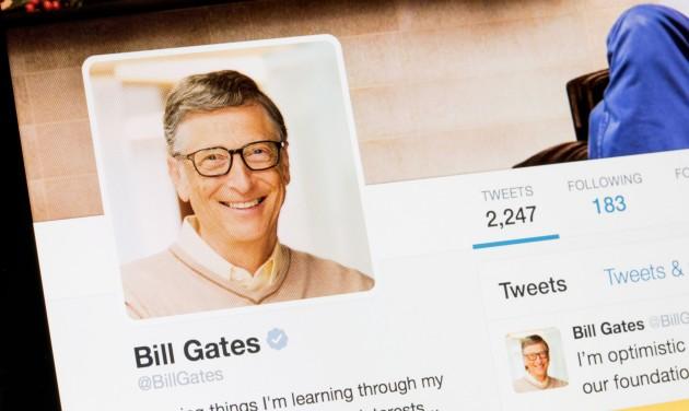 Bill Gates: Jövőre visszatér az élet a megszokott kerékvágásba