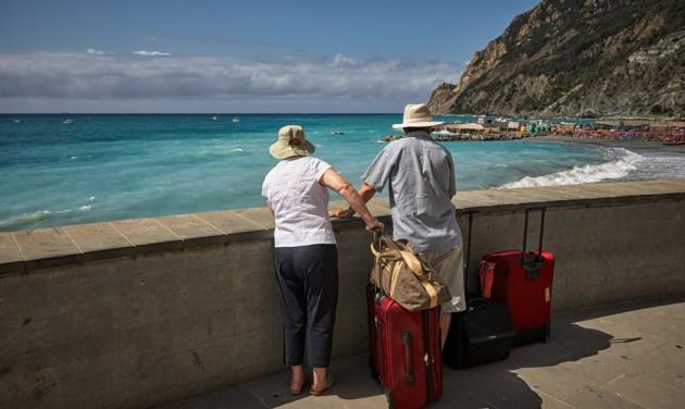 Még mindig a kínai turisták költik a legtöbbet