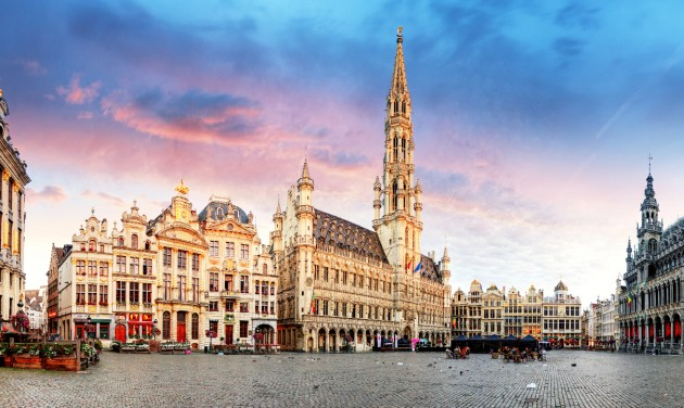 Belgiumban csak maszkban és védettségi igazolással látogathatók a beltéri helyiségek