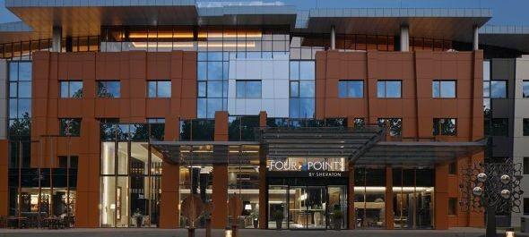 Az év franchise szállodája elismerést kapta a Four Points by Sheraton Kecskemét