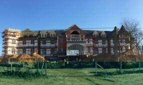 Novemberben nyílik a Borostyán-Medhotel