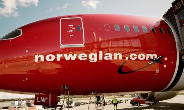 A duty free-ben vásárolt ital súlytöbblete miatt büntetett a Norwegian