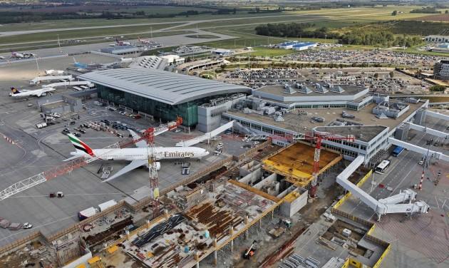 Újabb utasrekord a repülőtéren