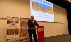 Kiemelkedő érdeklődés Magyarország iránt Csehország legnagyobb turisztikai szakvásárán