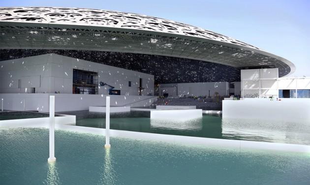 Megnyílt a Louvre Abu Dhabi