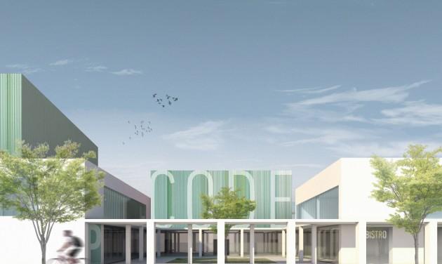Digitális élményközpont és új közösségi tér létesül Veszprémben