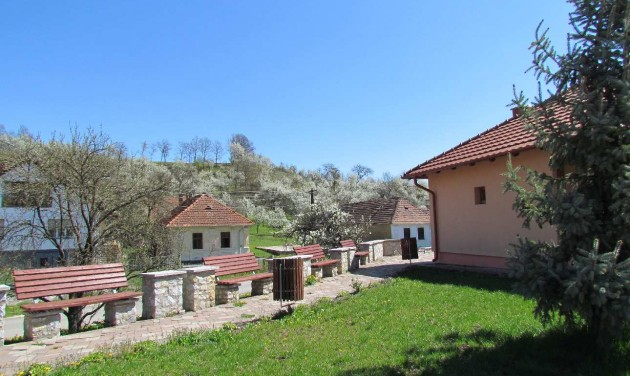 Interaktív tájház és meseerdő a gömöri faluban