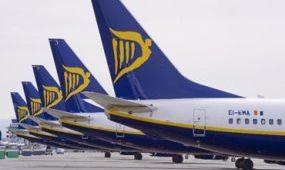 A Ryanair szállította a legtöbb nemzetközi utast tavaly