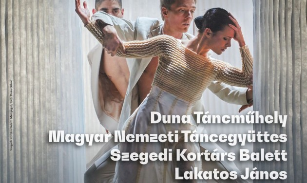 Három napra Keszthely lesz a Balaton táncfővárosa