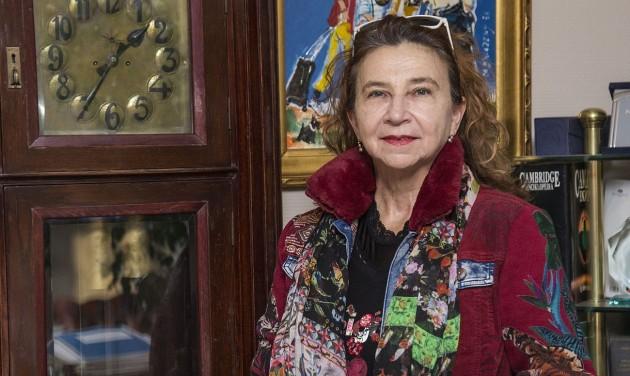 Top 50: Békefi Veronika, a Neckermann Magyarország ügyvezetője