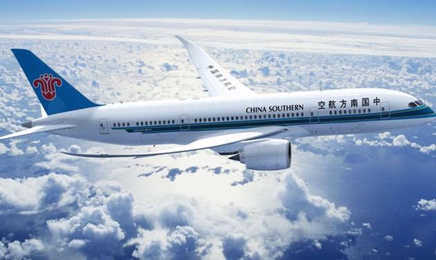 Már Bécsből is repül a China Southern Airlines