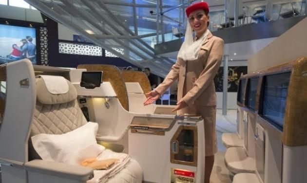 Növekedéssel zárta az évet az Emirates