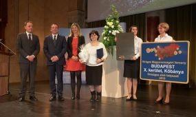 Díjeső és virágözön – Kiosztották a Virágos Magyarországért mozgalom kitüntetéseit