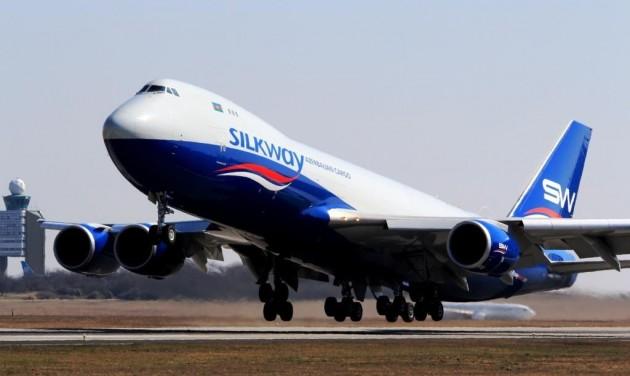 Újraindítja cargo járatait a Silk Way West