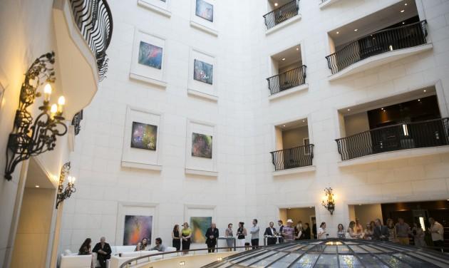 ARTrium Esték a Ritzben