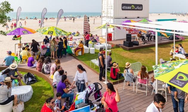Idén is food fesztivál Dubajban