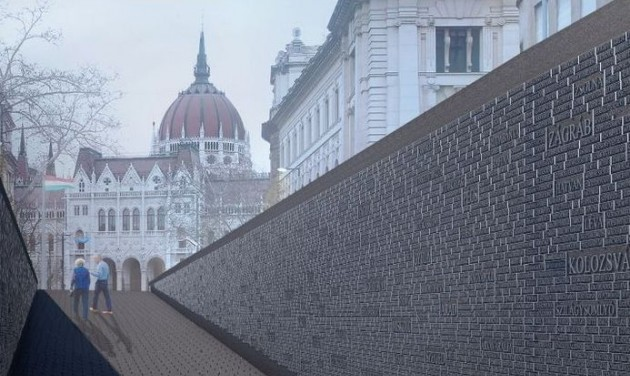 Trianon emlékmű épül Budapesten