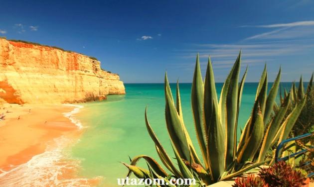 Portugália csodái - Algarve legszebb látnivalói