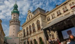 Fesztiválkavalkád a Soproni Ünnepi Heteken