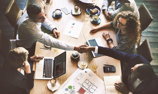 Üzleti kapcsolatok = befektetés! ONLINE ELŐADÁS