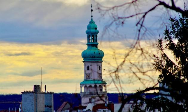 Jól haladnak a fejlesztések Sopronban