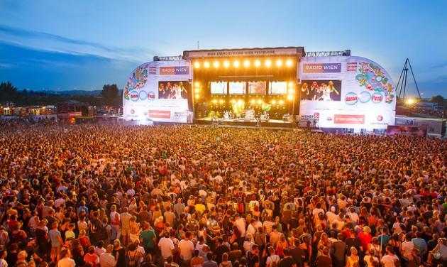 Főszerepben az osztrák zene a bécsi Donauinselfesten