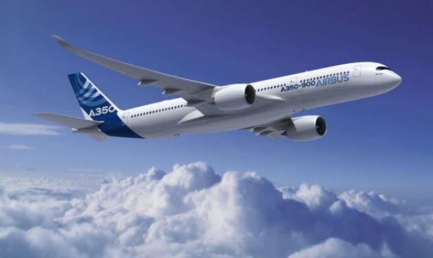 Kezdődhet az Airbus A350-900-as sorozatgyártása