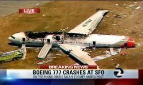 Félmillió dollárra büntették San Fransisco-i balesetéért az Asiana Airlines-t