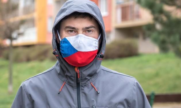 Újra bevezették a szükségállapotot Csehországban