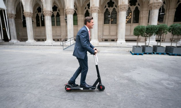 Az e-rollerezést is szabályozzák Bécsben