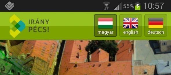Mostantól mobillal is felfedezhetjük Pécset