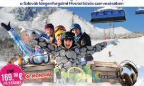 IV. Mondial Assistance Turizmus Sí és Snowboard Kupa Szlovákiában
