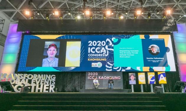 Rekordszámú résztvevő és hibrid formátum az 59. ICCA Kongresszuson