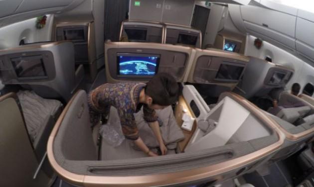 Új Airbusok a Singapore Airlines-nál