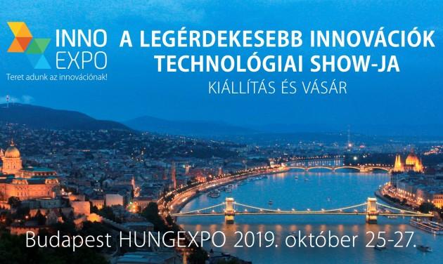Magyar innovációk mutatkoznak be a Hungexpón