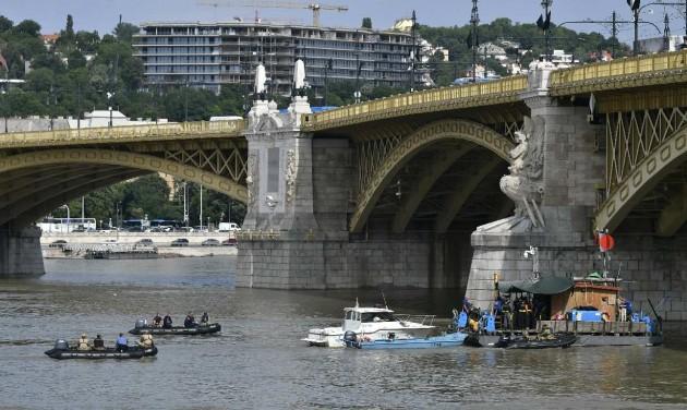 Dunai hajóbaleset: a koreaiak lefoglaltatnák a Vikinget