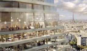 Negyven év után újabb felhőkarcoló lesz Párizsban